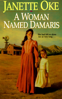 Image for A Woman Named Damaris (Women of the West)