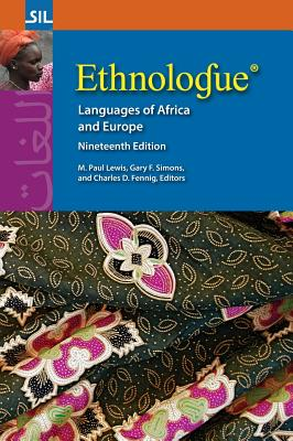 Ethnologue: Languages of Africa and Europe, Nineteenth Edition