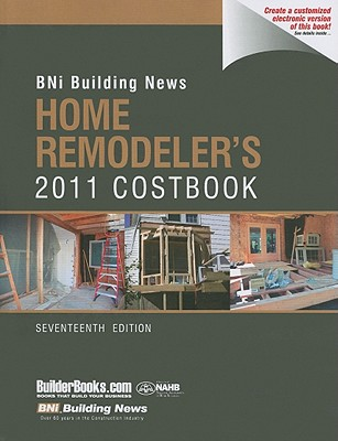 Image for BNI Building News Home Remodeler's Costbook 2011