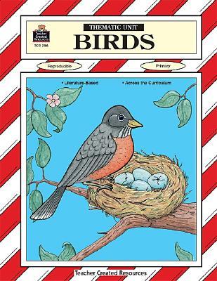 Birds Thematic Unit Hollis, Barbara