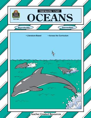 Image for Oceans Thematic Unit (Thematic Units Ser)