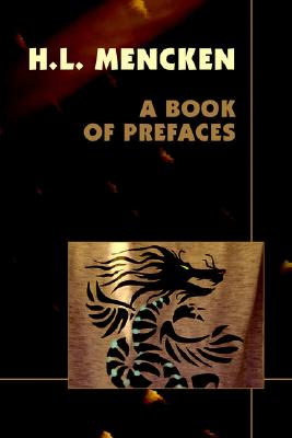 Image for A Book of Prefaces