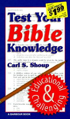 Image for Test Your Bible Knowledge