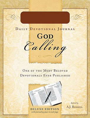 Image for God Calling Devotional Journal (Imitation Leather)