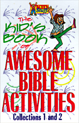 Image for Bible Crosswords for Kids: Collections 1 and 2 (Kid Stuff)