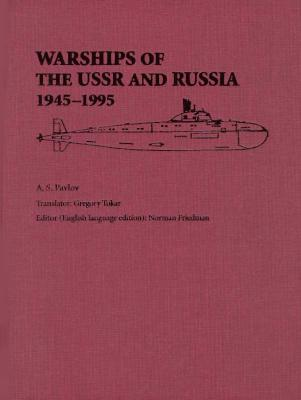 Image for Warships of the USSR and Russia, 1945-1995