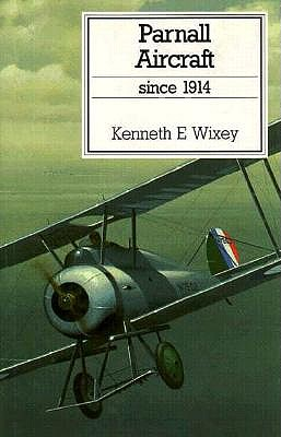 Image for Parnall Aircraft since 1914 (Putnam Aviation Series)