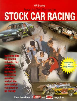Image for How to Get Started in Stock Car RacingHP1468