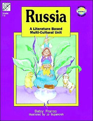 Image for Around the World: Russia (Around the World)