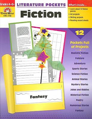 Image for Literature Pockets: Fiction, Grades 4-6+