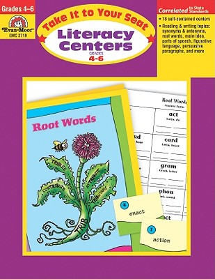 Image for Language Arts Centers Take It to Your Seat : Grades 4-6