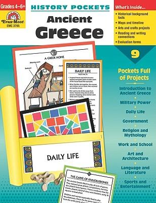 History Pockets: Ancient Greece, Sandi Johnson