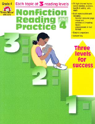 Image for Nonfiction Reading Practice, Grade 4
