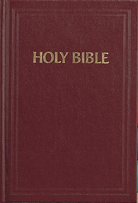 Image for HOLY BIBLE, THE OLD AND NEW TESTAMENTS King James Version