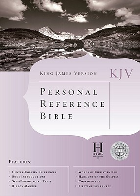 Image for Cornerstone Personal Reference Bible (King James Version)