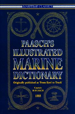 Image for Paasch's Illustrated Marine Dictionary