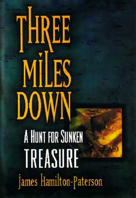 Image for Three Miles Down : A Hunt for Sunken Treasure