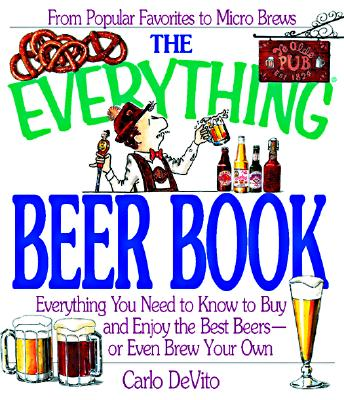Image for EVERYTHING BEER BOOK
