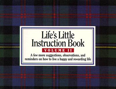 Image for Life's Little Instruction Book; Volume II