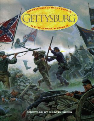 Image for Gettysburg: The Paintings of Mort Kunstler