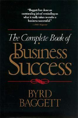 Image for The Complete Book of Business Success