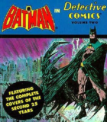 Batman Detective Comics Vol. II : Featuring the Complete Covers of the Second 25 Years (Tiny Folios Ser., Vol. 2), Desris, Joe