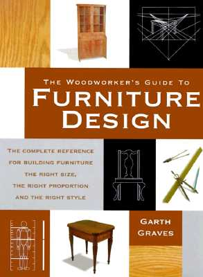Image for The Woodworker's Guide to Furniture Design: The Complete Reference for Building Furniture the Right Size, the Right Proportion and the Right Style