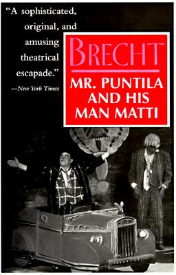Image for Mr. Puntila and His Man Matti