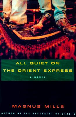 Image for All Quiet On The Orient Express