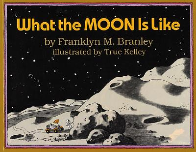 Image for What the Moon Is Like Book and Tape (Let's-Read-and-Find-Out Science 2)