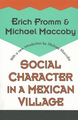 Image for Social Character in a Mexican Village