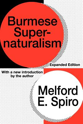 Image for Burmese Supernaturalism