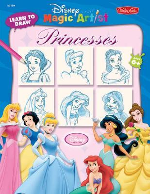 Learn to Draw Disney Princesses (Disney Learn-to-Draw), McCafferty, Catherine