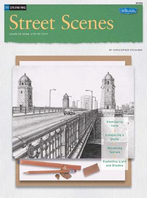 Image for Street Scenes/Drawing: Learn to Draw Step by Step (How to Series: Drawing)