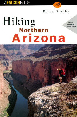 Image for Hiking Northern Arizona (State Hiking Guides Series)