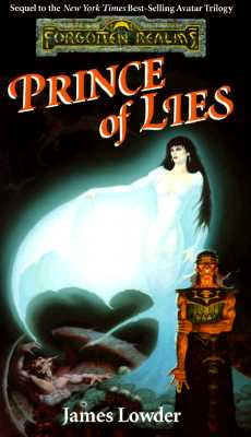 Image for Prince Of Lies