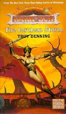 Image for Dark Sun: The Cerulean Storm (Prism Pentad: Book Five)