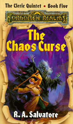Image for The Chaos Curse (Forgotten Realms : Fantasy Adventure)
