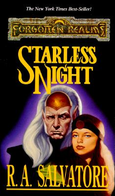 Image for Starless Night (Forgotten Realms:  Legacy of the Drow, Book 2)