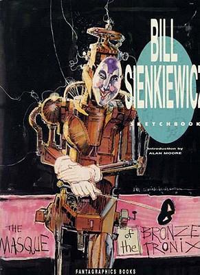 Image for The Bill Sienkiewicz Sketchbook