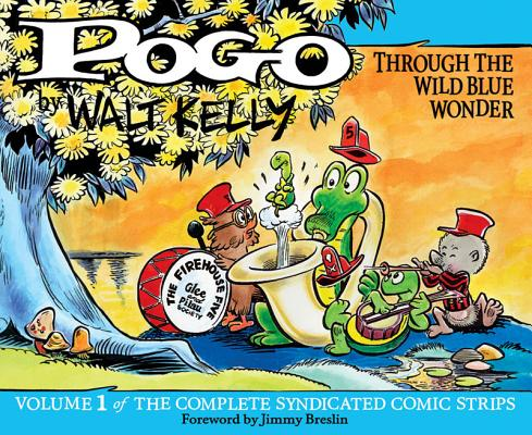 Image for Pogo: The Complete Daily & Sunday Comic Strips, Vol. 1: Through the Wild Blue Wonder (v. 1)