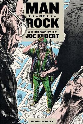 Image for Man of Rock: A Biography of Joe Kubert