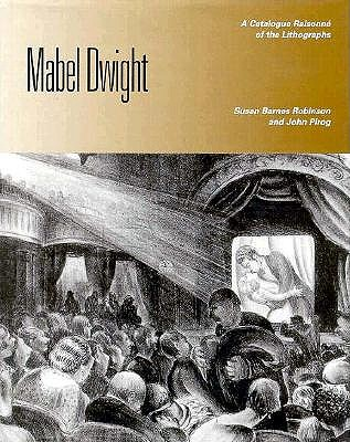 Image for Mabel Dwight: A Catalogue Raisonne of the Lithographs