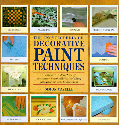 Image for ENCYCLOPEDIA OF DECORATIVE PAINT TEC