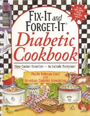 Image for Fix-It and Forget-It Diabetic Cookbook: Slow-Cooker Favorites to Include Everyone!