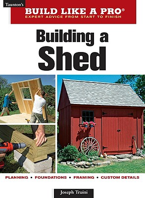 Image for BUILDING A SHED