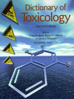 Image for Dictionary of Toxicology