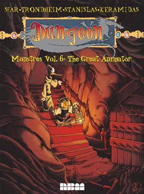 Image for Dungeon  Monstres ? Vol. 6: The Great Animator
