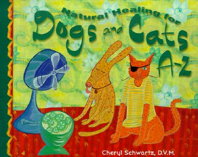 Image for Natural Healing for Dogs and Cats A-Z