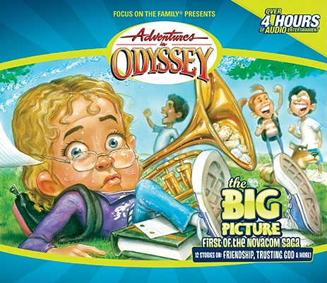 Image for Vol 35 The Big Picture The Adventures in Odyssey